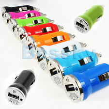 USB Fast Car Charger Adapter for Apple iPhone iPod Nano Mini MP4 MP3 PDA New