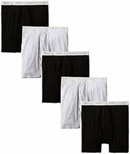 Hanes Mens Underwear 2349Z5 5-Pack Boxer Brief M- Choose SZ/Color.