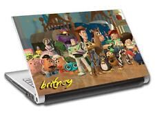 Toy Story Woody Buzz Personalized LAPTOP Skin Vinyl Decal Sticker ANY NAME L412