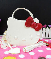 New Women Hellokitty Messenger Bag handbag purse lyo-14521