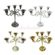 Rustic Metal Candlesticks Candle Tea Light Holder Wedding Home Party Decor PICK