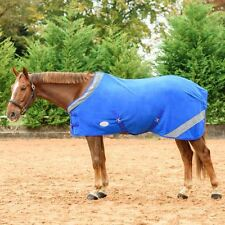 Best On Horse WoW Sparkle Rug - Diamante Equestrian Outdoor Stable Fleece