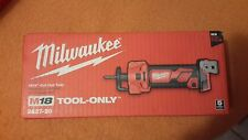 NEW Milwaukee 2627-20 M18 Cut Out 18V Lithium-Ion Cordless 28000 RPM Bare Tool