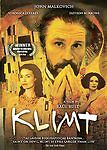 Klimt DVD Out of Print RARE John Malkovich Arthouse Biography OOP.....