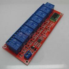 5/12/24V 8 CH Channel Relay Module Intelligent Phone Bluetooth Remote Control