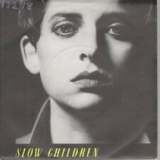"""SLOW CHILDREN Talk About Horses 7"""" VINYL UK Ensign 1981 B/W Ticket To France."""