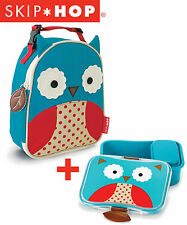 NEW Skip Hop Zoo Lunchie and Lunch Kits Combo Deal - Various Designs