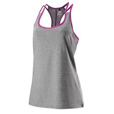 Russell Athletic WOMEN'S ODYSSEY TANK, GREY MARLE *USA Brand- Size 8, 10 Or 12