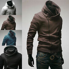 Stylish Creed Hoodie Cool Slim men's Cosplay For Assassins Jacket Costume