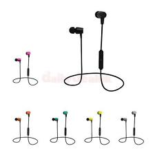 Wireless Bluetooth 4.2+EDR Headset Stereo Headphone Earphone for Smartphone