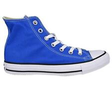 New Converse All Star Chuck Taylor Hi Top Blue Sneakers Unisex Shoes 147129
