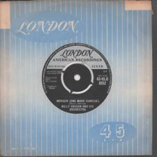 """BILLY VAUGHN AND HIS ORCHESTRA Morgen 7"""" VINYL UK London 1959 4 Prong Label"""