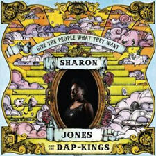 SHARON JONES AND THE DAP KINGS Give The People What They Want CD US Daptone