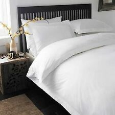 1000TC 100%EGYPTIAN COTTON DUVET COVER SET COLLECTION US-SIZE WHITE SOLID