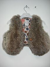 Next Fur Gillet. Girls. Age 4-5