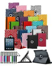 For Amazon Kindle Fire 7 inch (5th Gen 2015) - 360 Rotate Stand Cover & Ret Pen