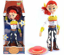 """Toy Story 3 WOODY Pull String JESSIE 15"""" Talking Action Figure Doll Kids Toys"""