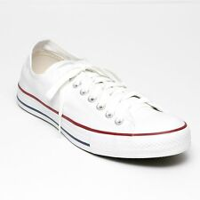 Converse Classic Chuck Taylor All Star White Low OX Men Women Canvas Trainers