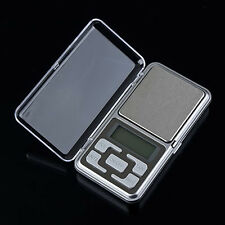 Mini Digital LCD Electronic Jewelry Pocket Gram Weight Balance Scale Spirited