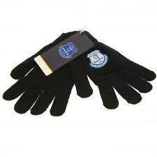 Embroidered Crest Knitted Kid Gloves Premier League Football Team Junior Gift