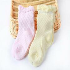 New Children Kids Boys Girls Mesh Soft Cotton Breathable Casual Socks 1 Pairs SW