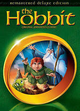 The Hobbit (DVD, 2014, Deluxe Edition)Jules Bass Classic LOTR Family Movie