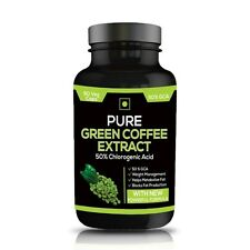 100% Pure & Natural Green Coffee Extract 800Mg - Weight Loss Supplements