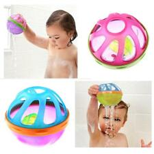 Baby Kids Bath Toys Bath Ball Toys Toddler Bathing Accessories Rattles Bells