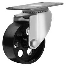 3- Inch Swivel Steel Caster Heavy Duty
