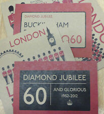 "East of India ""Diamond Jubliee"" Celebration Postcards.  MANY CHOICES"