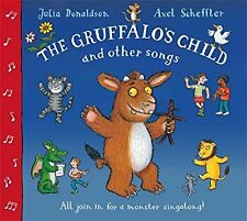 The Gruffalos Child Song and Other Songs, Donaldson, Julia, Used; Very Good Book
