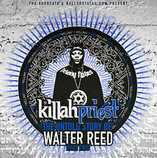 KILLAH PRIEST The Untold Story Of Walter Reed Part 2 Mixtape Double 2xCD