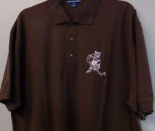 Hershey Bears Skating Bear AHL Vintage Logo Mens Polo Shirt XS-6XL, LT-4XLT New