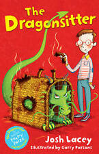 First Funny Stories: THE DRAGONSITTER by Josh Lacey - NEW