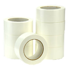 NEW ROLLS WHITE CLOTH DUCT GAFFER GAFFA TAPE50MM X 50M STRONG WATER RESISTANT