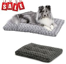 Ultra Plush Warm/Cool Pet Bed With Cushion XL Dog Cat Soft Pillow Snuggle Puppy