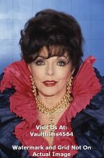 "JOAN COLLINS - SERIES of 12"" x 8"" / 10"" x 8"" Photographs - Paris Late 1990's"