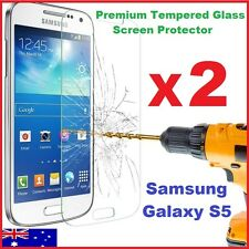 Tempered Glass Film Guard Screen Protector for Samsung Galaxy S5 G900I