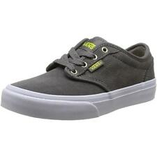 Vans Atwood Youth Pewter Suede Trainers