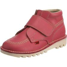 Kickers Kick Kilo Infant Blossom Leather Ankle Boots