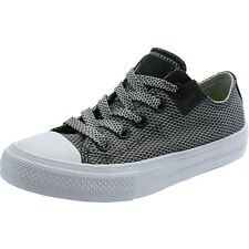 Converse Chuck Taylor All Star II Junior Storm Wind Textile Trainers