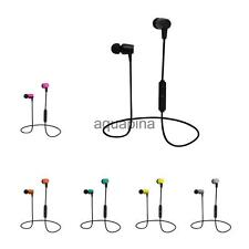 Wireless Bluetooth Sport Earphones Stereo Headphone Headset for Smartphone