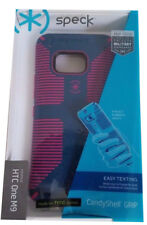 Speck CandyShell GRIP HTC One M9 Case Military Drop Tested - Blue/Pink