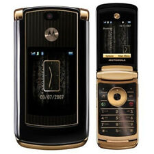Original Motorola MOTORAZR2 V8 Unlocked 2G/512MB Luxury Edition Cellphone