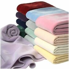 Super Martex Vellux Blankets In All Size Colors