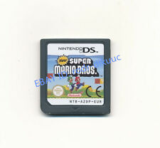 Nintendo New Super Mario Bros Game Card for 3DS NDS DSI - UK Version