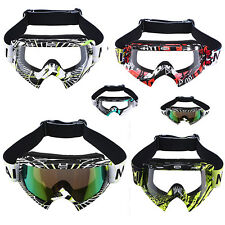 Graffiti Folding Frame Tinted lens Motocross Bicycle Dirt Bikes Ski Snow Goggles