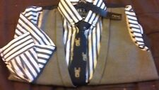 Next boys charcoal Waistcoat Shirt Tie 3 piece Set 3-4-5-6 years outfit occasion