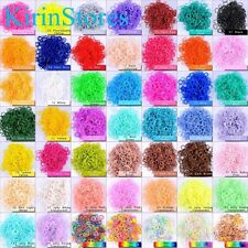 New 1800 PCs 72 Clip Refills Bands Refill For Loom Rainbow Bracelet Dress Making