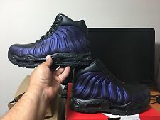 "NIKE AIR MAX ""FOAMDOME"" MENS EGGPLANT FOAMPOSITE ACG BOOT 843749-500 AUTHENTIC!!"